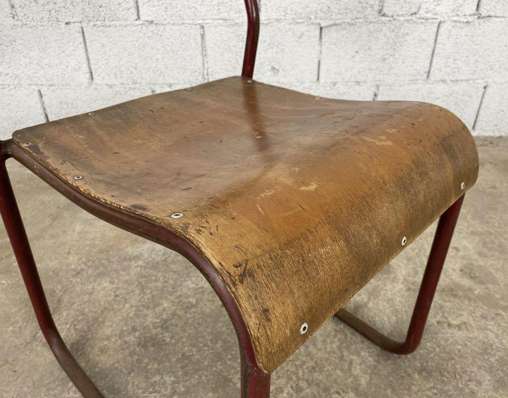 chaise-tubulaire-esprit-marcel-bauhaus-bois-patinee-vintage-annees-5francs-7