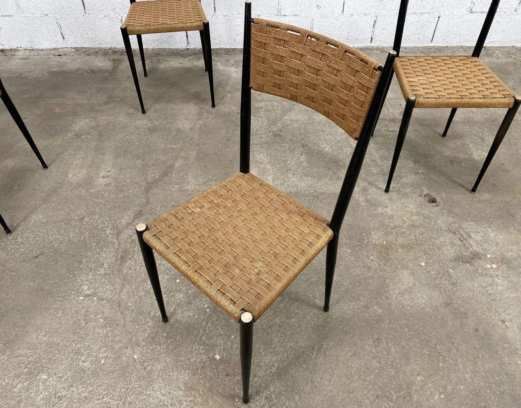 chaises-bois-corde-tressee-laiton-gio-ponti-vintage-5francs-3