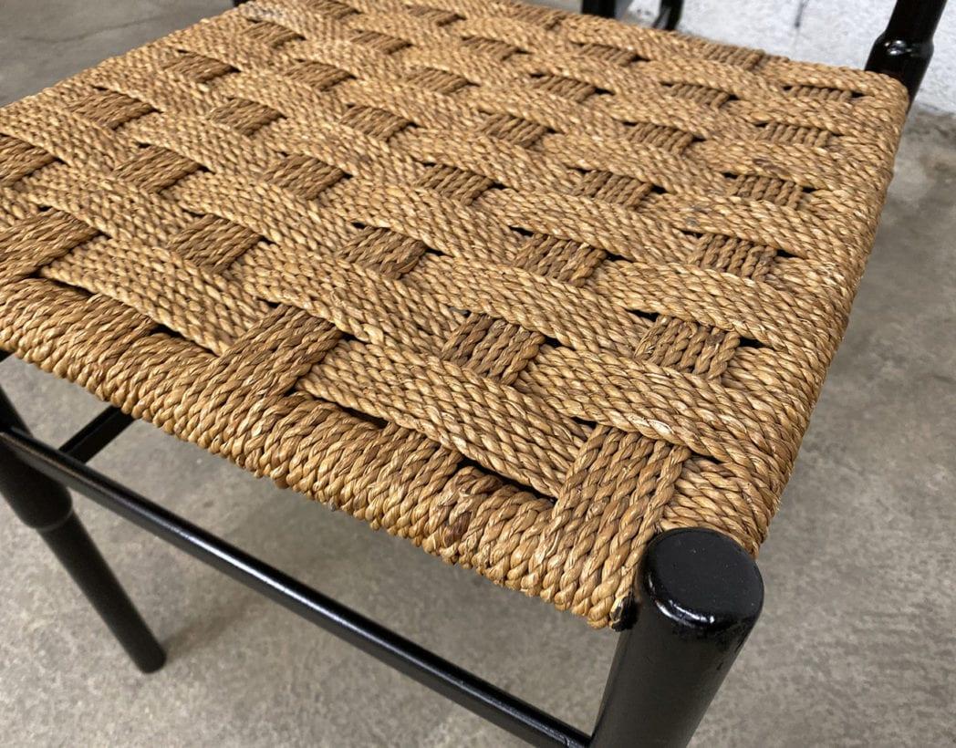 chaises-italiennes-esprit-gio-ponti-corde-tressee-canage-bois-vintage-retro-5francs-10