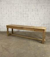 console-en pin-patine-bois-clair-enfilade-ancien-meuble-de-metier-vintage-5francs-3