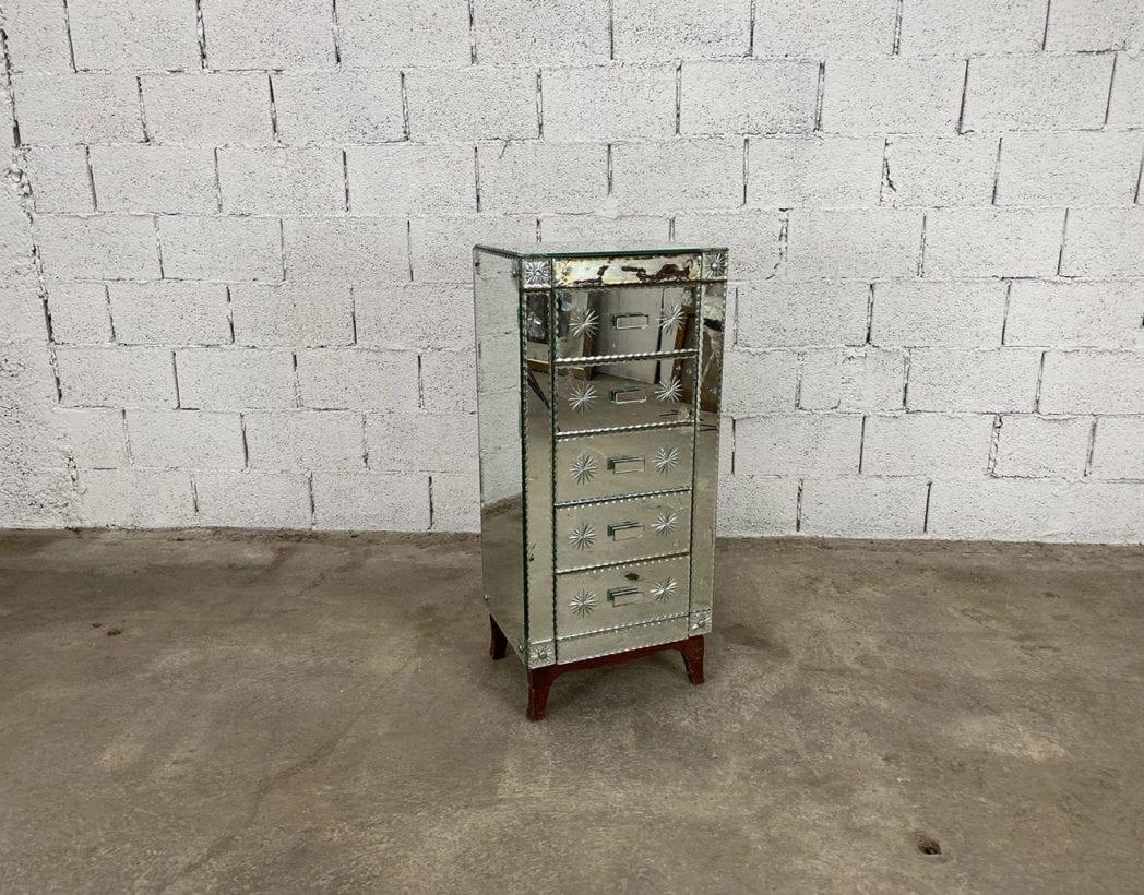 console-verre-miroir-annees70-vintage-5francs-3