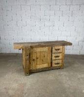 etabli-ebeniste-pin-tiroirs-patine-ancien-meuble-de-metier-vintage-5francs-1