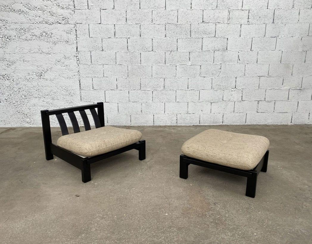 fauteuil-bas-repose-pieds-ottomane-vintage-rétro-5francs-6