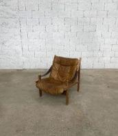 fauteuil-scandinave-annees60-cuir-bois-vintage-retro-5francs-1