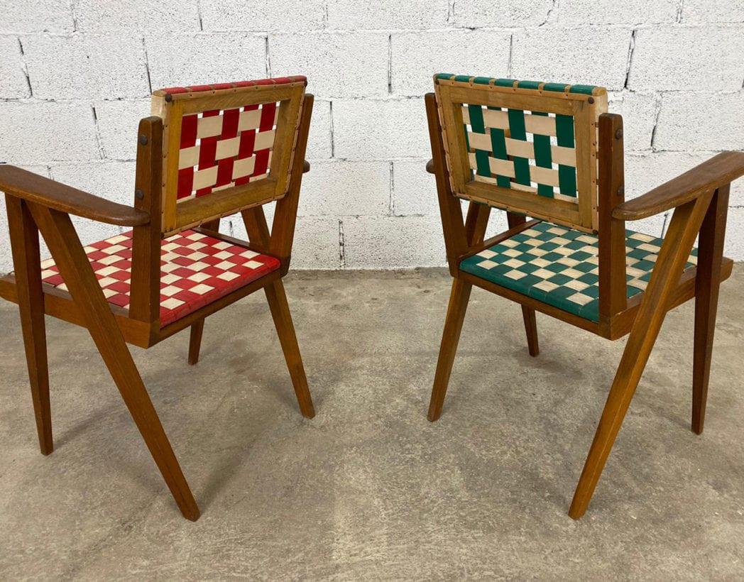 fauteuils-pieds-compas-assise-damier-annees50-vintage-retro-5francs-7
