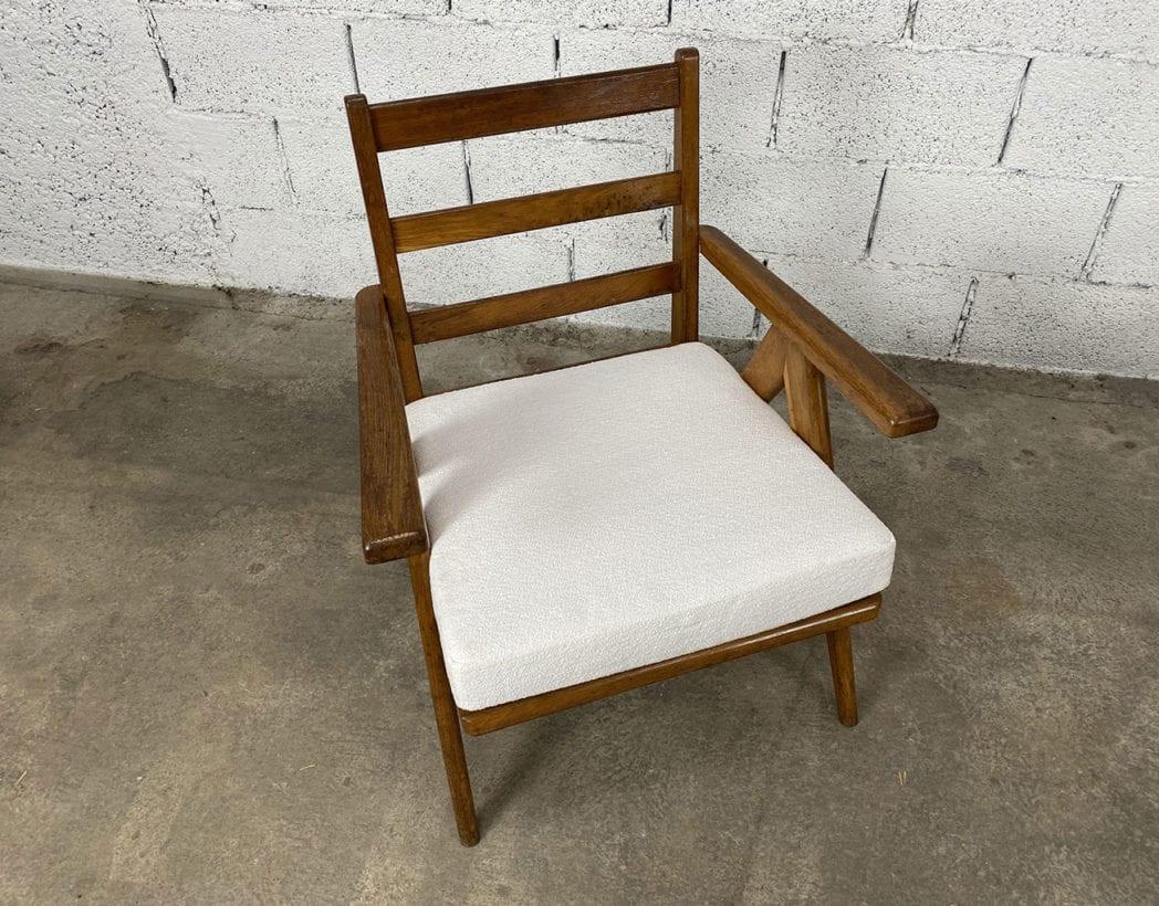 fauteuils-pieds-compas-bois-chêne-vintage-annees50-5francs-4