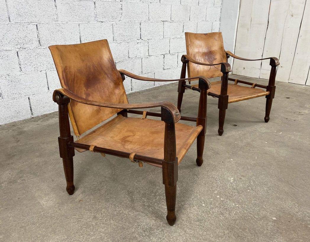fauteuils-safari-acajou-cuir-marron-annees-60-5francs-3