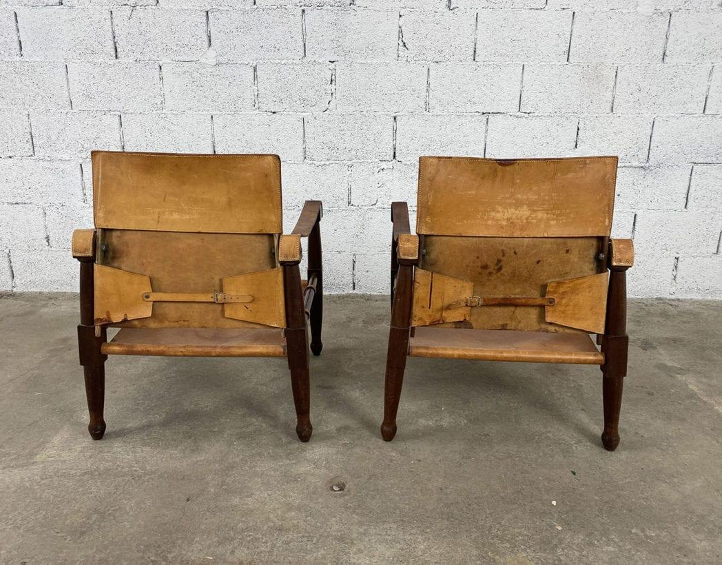 fauteuils-safari-acajou-cuir-marron-annees-60-5francs-7