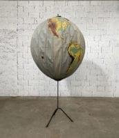 globe-terrestre-objet-accessoire-deco-toile-tissu-vintage-retro-5francs-1