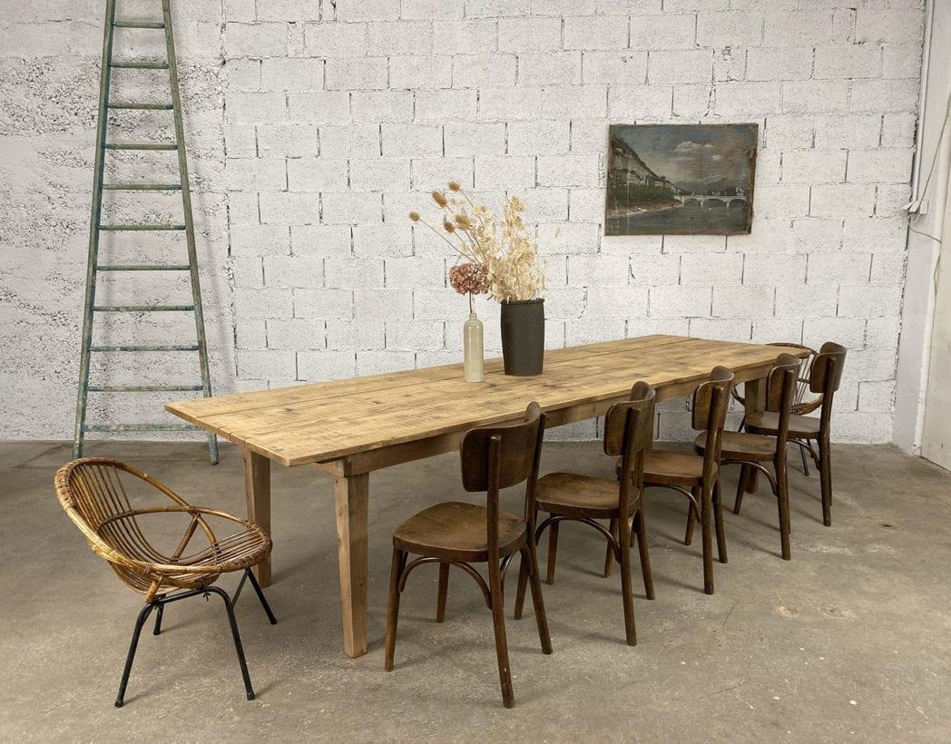 grande-ancienne-table-de-ferme-pin-patine-bois-vintage-5francs-1