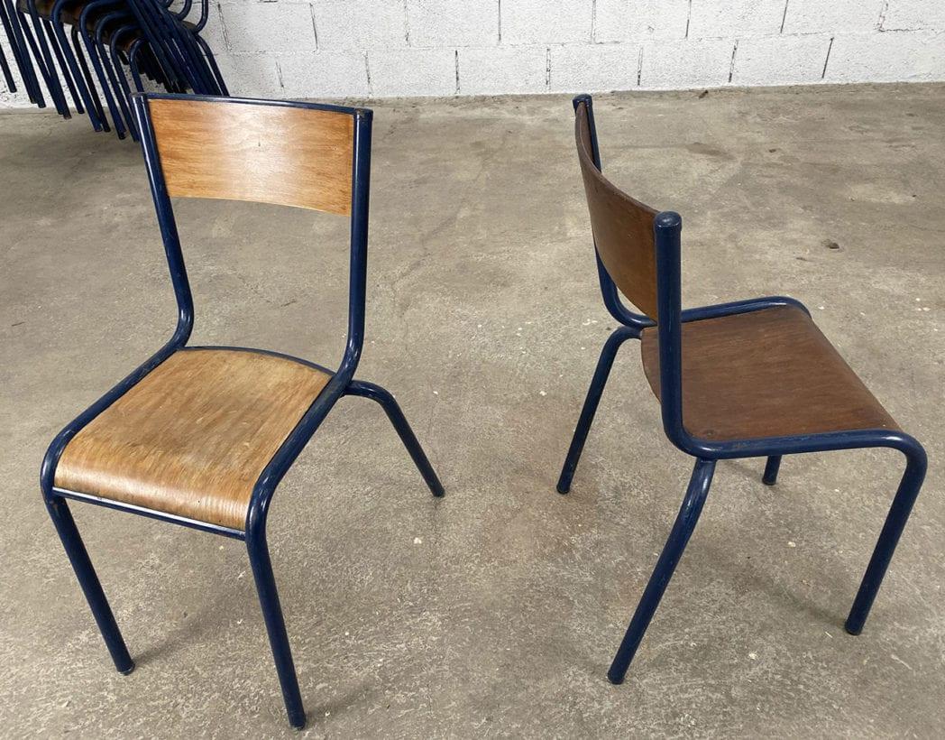 lot-chaises-ecole-mullca-vintage-bois-metal-5francs-5