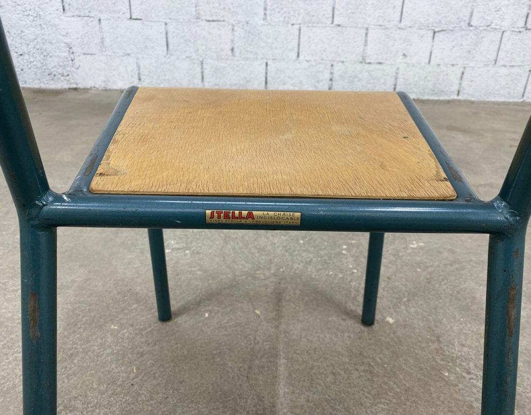 chaises-ecole-stella-tubulaire-patine-bois-métal-vintage-retro-5francs-8
