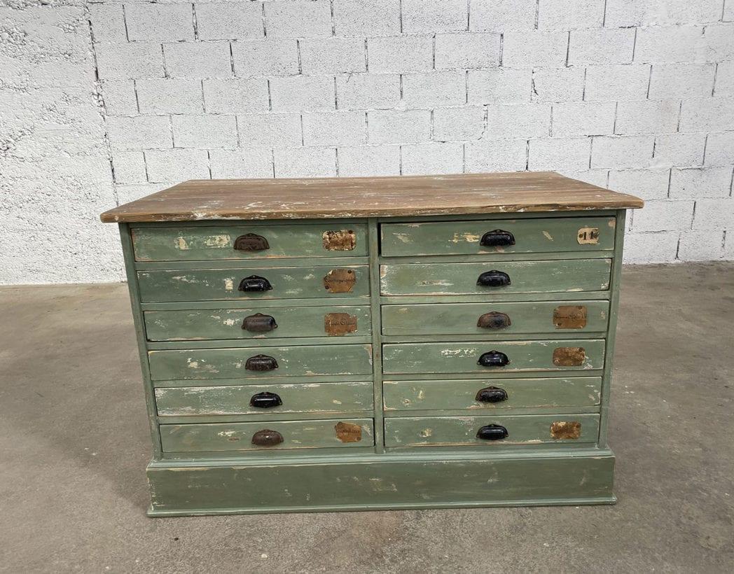 etite-banque-double-face-patine-ilot-centrale-rustique-boheme-meuble-metier-vintage-5francs-4