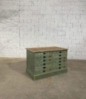 petite-banque-double-face-patine-ilot-centrale-rustique-boheme-meuble-metier-vintage-5francs-1