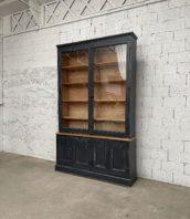 ancienne-grande-bibliotheque-vitrine-mobilier-vintage-bois-5francs-5