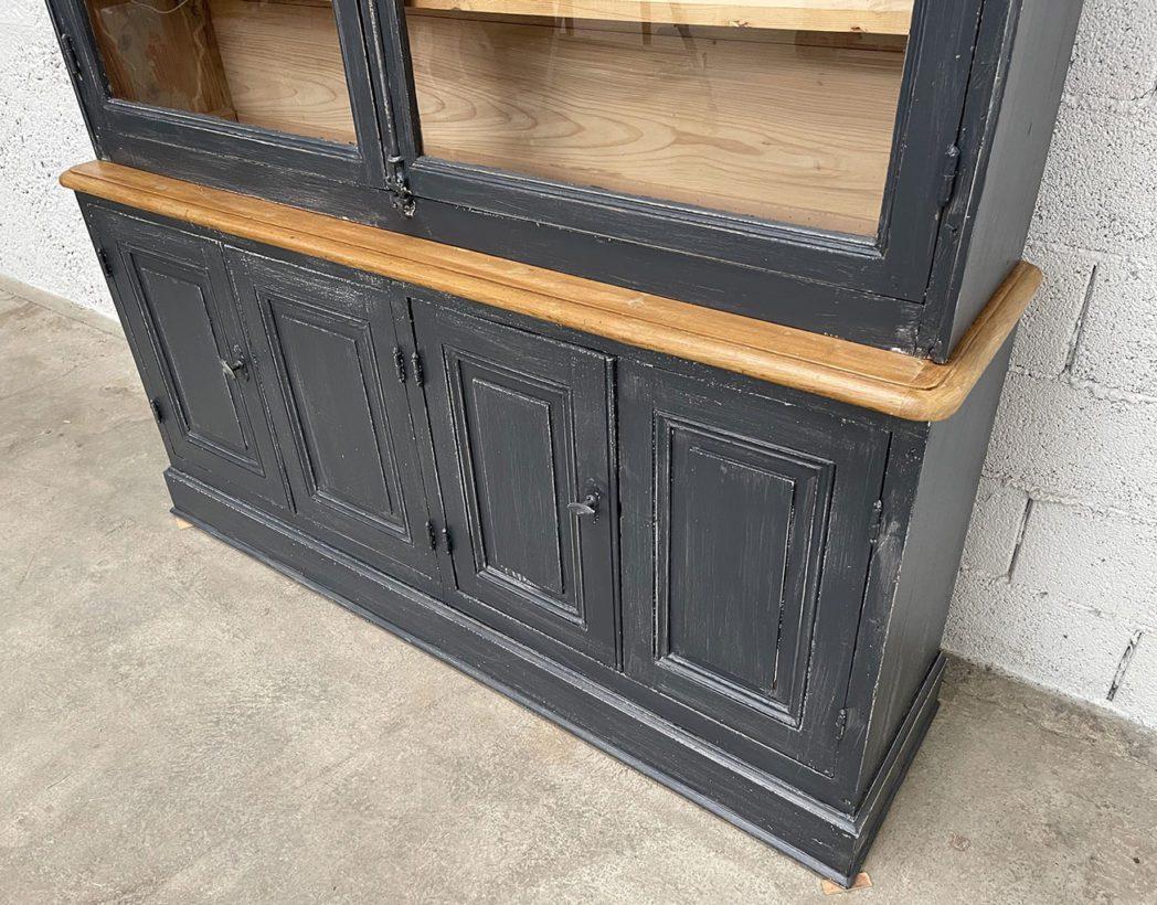 ancienne-grande-bibliotheque-vitrine-mobilier-vintage-bois-5francs-7
