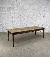 ancienne-grande-table-de-ferme-deco-boheme-rustique-vintage-patine-5francs-1