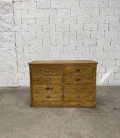 ancienne-petite-commode-meuble-de-metier-vintage-patine-bois-poignees-coquilles-5francs-1