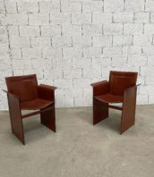 anciens-fauteuils-tito-agnoli-korium-mateo-grassi-cuir-deco-vintage-retro-design-5francs-1
