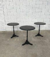 guéridons-anciennes-tables-bistrot-pieds-fonte-granite-deco-vintage-brasserie-5francs-1