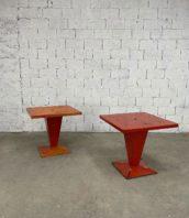 paire-anciennes-tables-bistrot-tolix-kub-rouges-metal-authentiques-vintages-patine-5francs-1