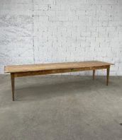 ancienne-table-de-ferme-chene-table-refectoire-deco-boheme-rustique-vintage-patine-5francs-1