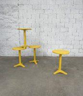 anciennes-tables-bistrot-gueridons-brasserie-tolix-metal-pauchard-metal-patine-vintage-retro-5francs-2