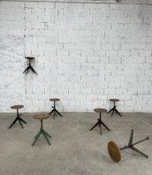 anciens-tabourets-bureau-atelier-bois-metal-scandinaves-odelberg-olson-annees50-deco-vintage-5francs-1